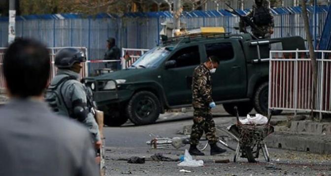 أربعة قتلى في انفجار بمسجد في كابول في انتهاك لوقف إطلاق النار