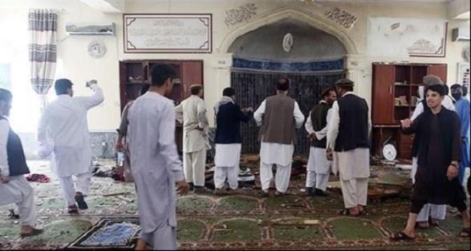 أفغانستان..12 قتيلا في انفجار بمسجد في كابول
