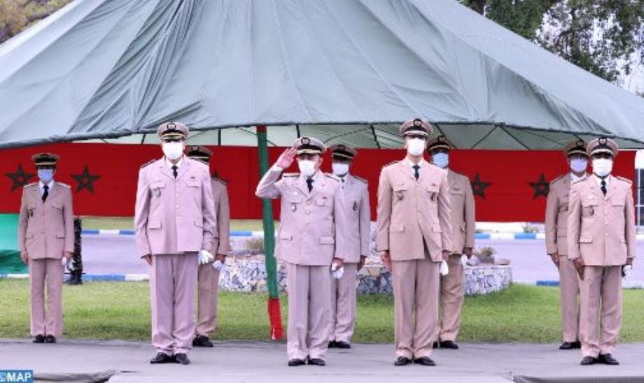 اللواء الأول للمشاة المظليين بسلا يحتفل بالذكرى الـ65 لتأسيس القوات المسلحة الملكية