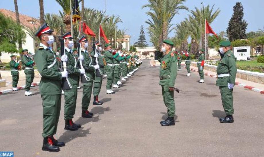 أكادير.. قيادة المنطقة الجنوبية تحتفل بالذكرى الـ 65 لتأسيس القوات المسلحة الملكية