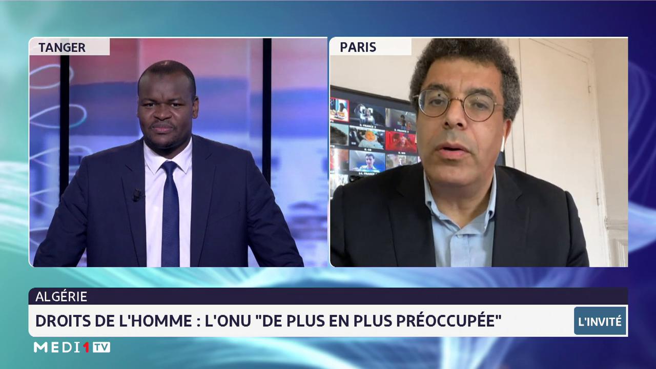 """L'ONU """"préoccupée"""" par la situation des droits de l'Homme en Algérie. Analyse de Mustapha Tossa"""