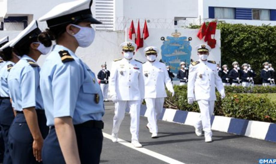 Casablanca: la Marine Royale marocaine célèbre le 65-ème anniversaire de la création des FAR