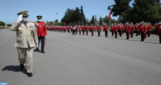 مكناس : تخليد الذكرى ال 65 لتأسيس القوات المسلحة الملكية
