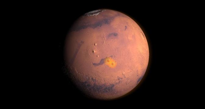 الصين تستعد لهبوط مسبارها المسيّر على سطح المريخ