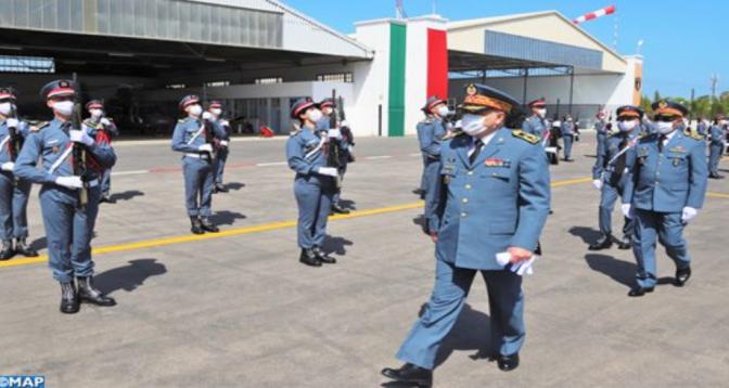 الذكرى ال 65 لتأسيس القوات المسلحة الملكية: تنظيم حفل بمقر المجموعة الجوية للدرك الملكي