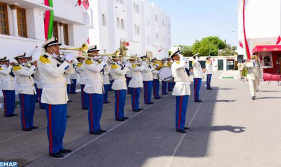 تنظيم حفل بمقر القيادة العامة للقوات المسلحة الملكية بمناسبة الذكرى ال 65 لتأسيسها