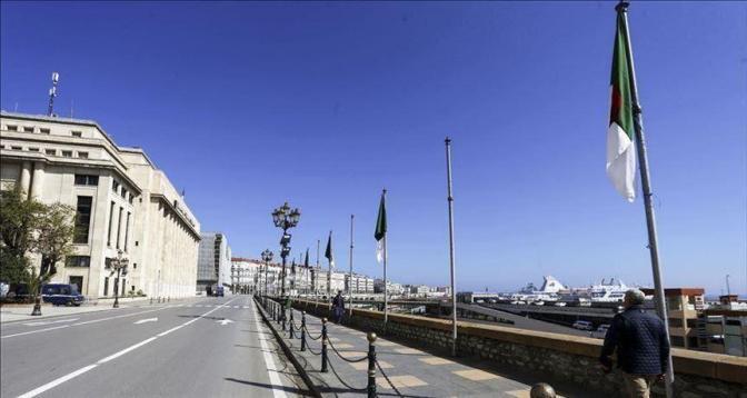 الجزائريون يحتفلون بعيد الفطر في ظل إجراءات استثنائية بسبب الوباء