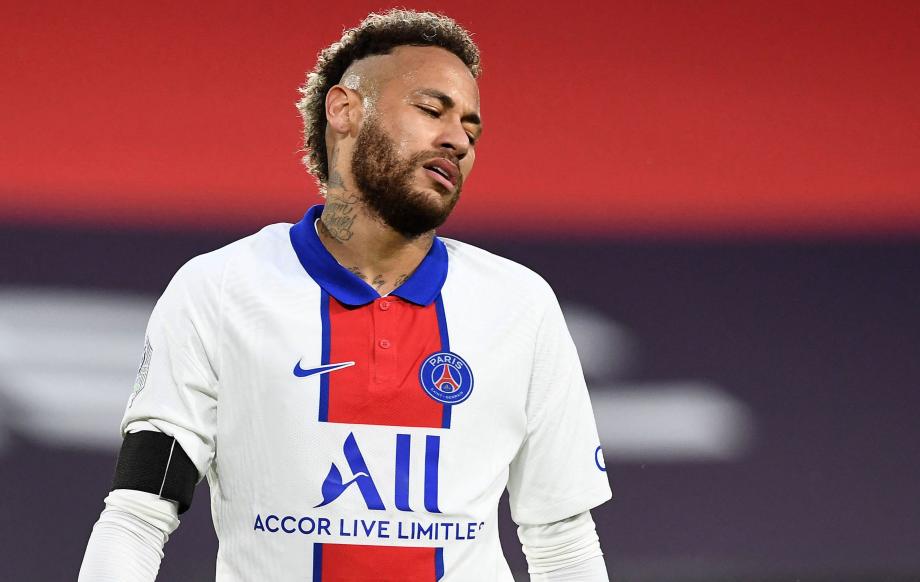 Coupe de France: Neymar suspendu pour la finale