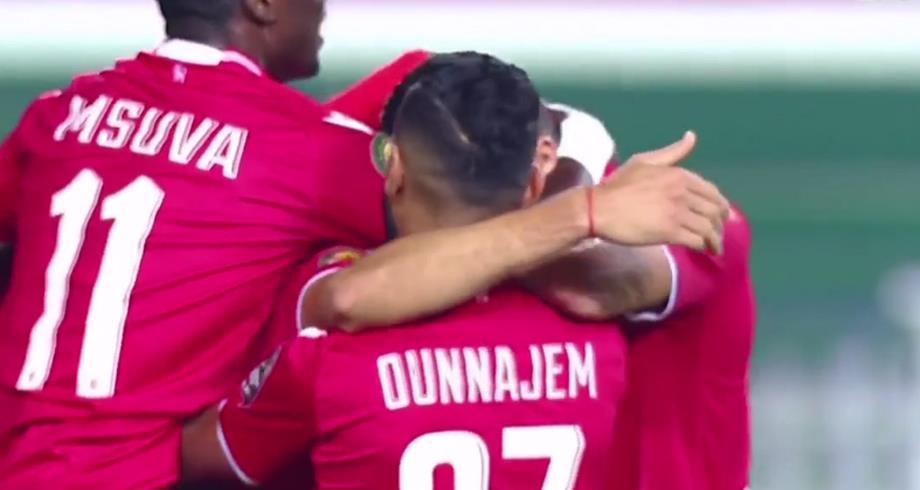 الوداد يُفرط في الفوز والحكم يحرمه من هدف أمام مولودية الجزائر