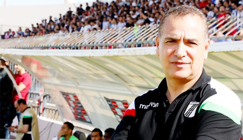 Le tunisien Fathi Jebal, nouvel entraineur du MAS de Fès