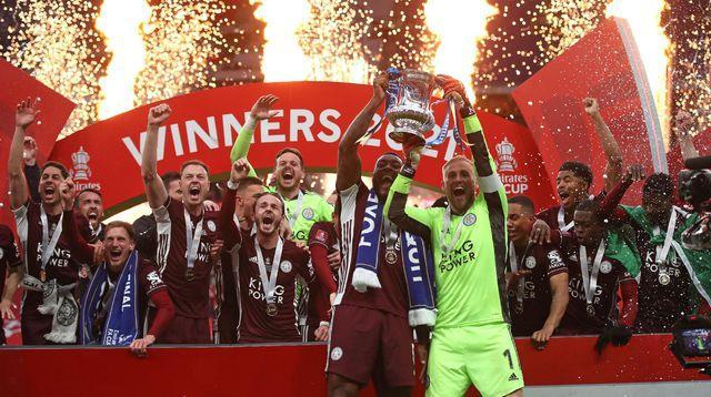 Coupe d'Angleterre: Chelsea perd en finale face à Leicester 1-0