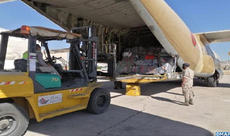 """Ambassadeur palestinien: l'aide humanitaire au profit de la Palestine """"n'est pas étrangère au Maroc, Roi, gouvernement et peuple"""""""
