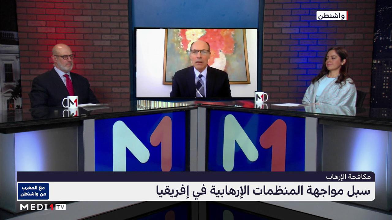 المناورات العسكرية المغربية الأمريكية