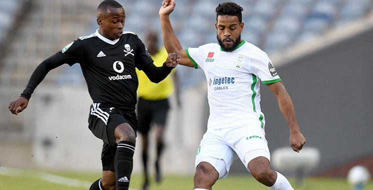 Coupe de la CAF : Le Raja arrache le nul (1-1) à Johannesburg face à Orlando Pirates et conforte ses chances de qualification
