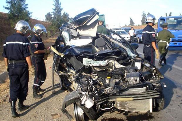 Accident de la route en Algérie : 16 morts en une journée