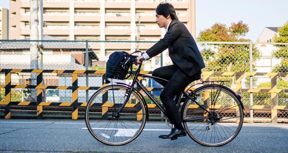 خطة يابانية لتسهيل وصول الناس إلى العمل بالدراجات الهوائية