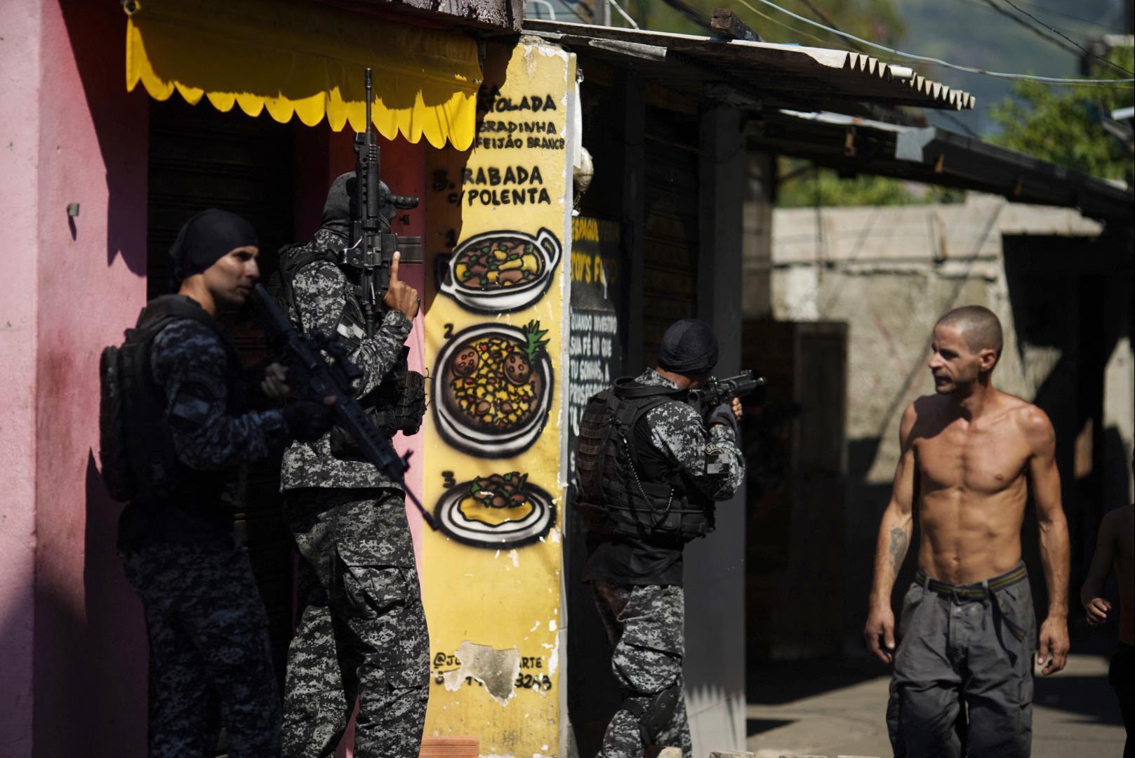 البرازيل: ملامح قاتمة لعنف الشرطة في الأحياء الفقيرة