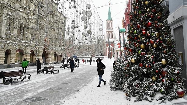 درجة الحرارة في موسكو تحطم رقما قياسيا لم يسجل منذ 60 عاما