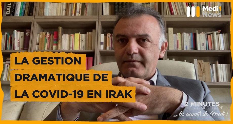 La gestion dramatique du Covid-19 en Irak