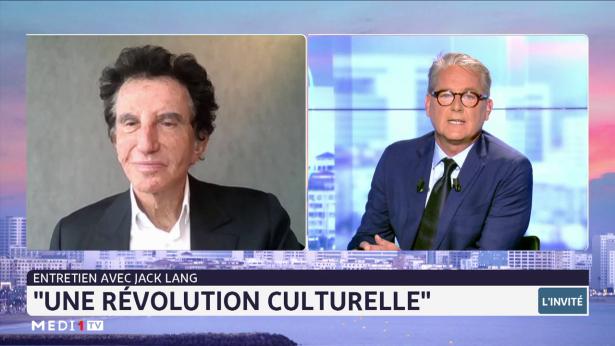 Entretien avec Jack Lang, président de l'Institut du monde arabe