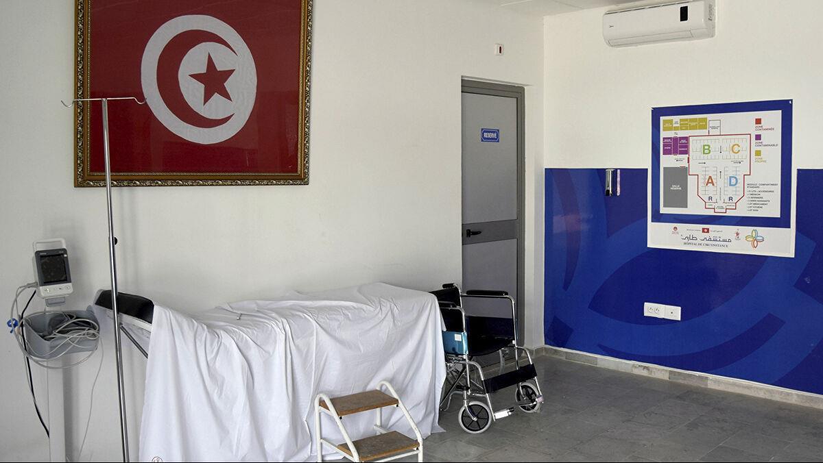 كوفيد-19: تونس في مواجهة أزمة صحية غير مسبوقة