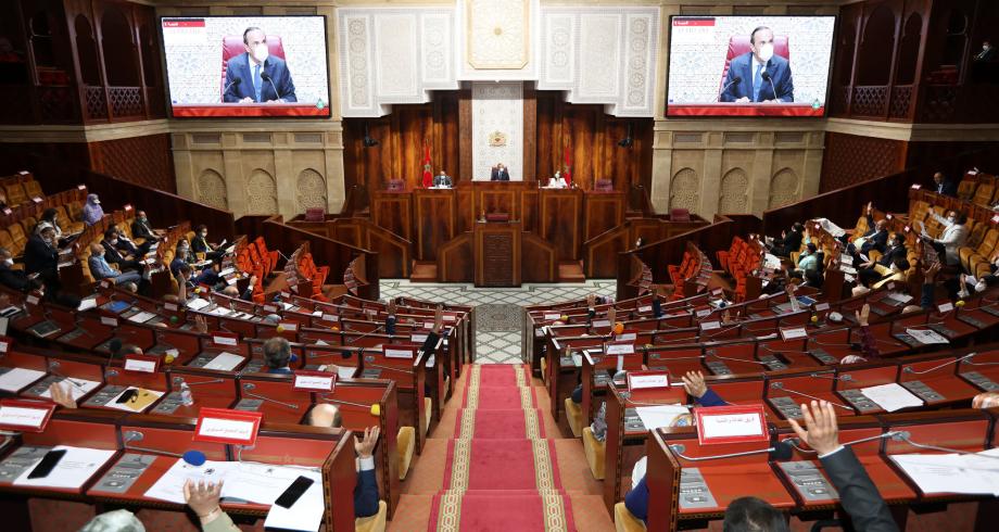 جلسة عمومية بمجلس النواب لتقديم ومناقشة تقرير مجموعة العمل الموضوعاتية حول المنظومة الصحية