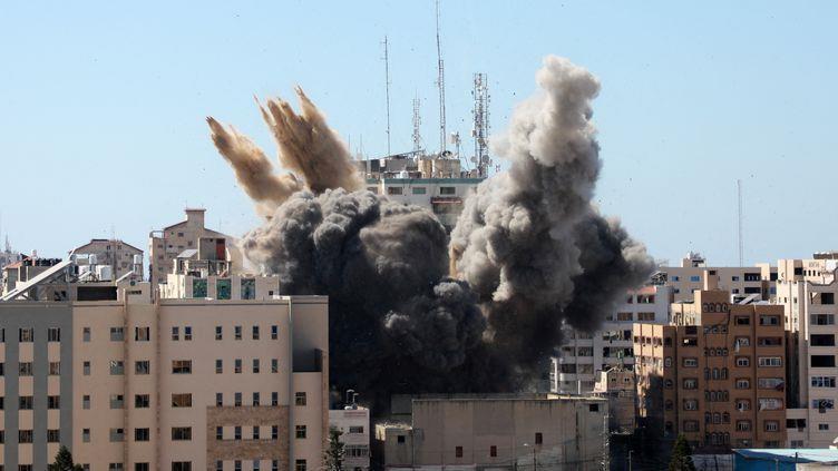 Gaza sous les raides: situation sanitaire de plus en plus difficile