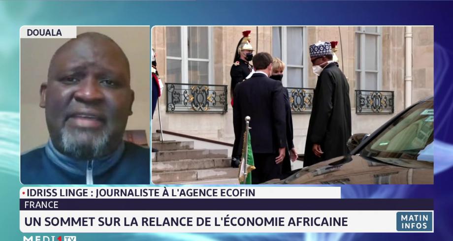 France: un sommet sur la relance économique africaine