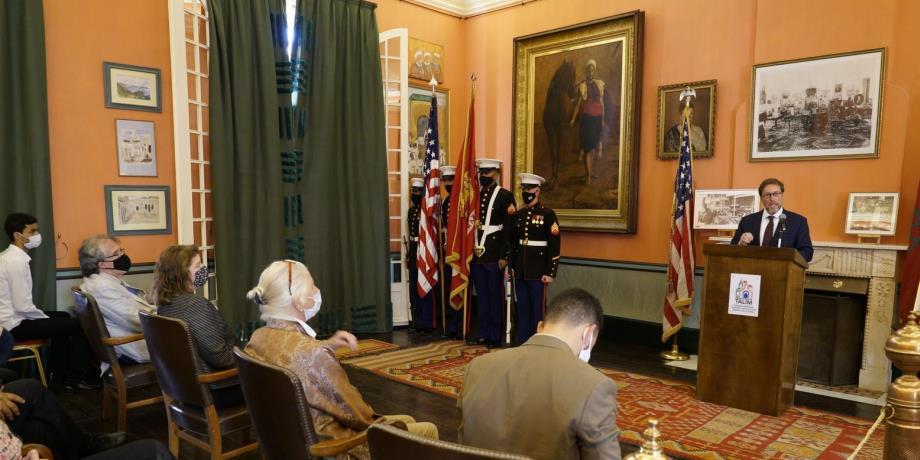 La légation américaine de Tanger célèbre son bicentenaire !