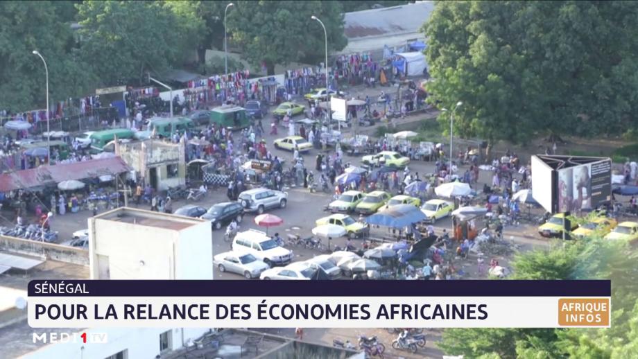 Sénégal: pour la relance de l'économie africaine