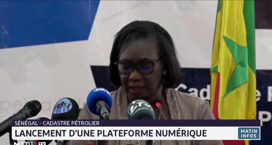 Cadastre pétrolier: lancement d'une plateforme numérique au Sénégal