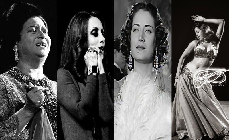 Magazine de la rédaction: exposition sur les Divas du monde arabe
