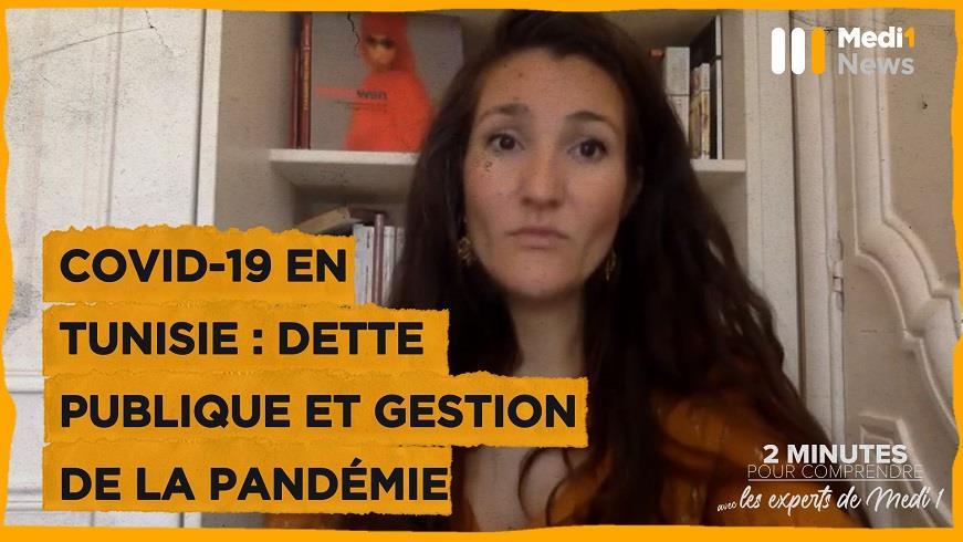 Covid-19 en Tunisie: dette publique et gestion de la pandémie