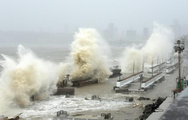 Inde: Au moins 55 morts suite au passage du cyclone Tauktae