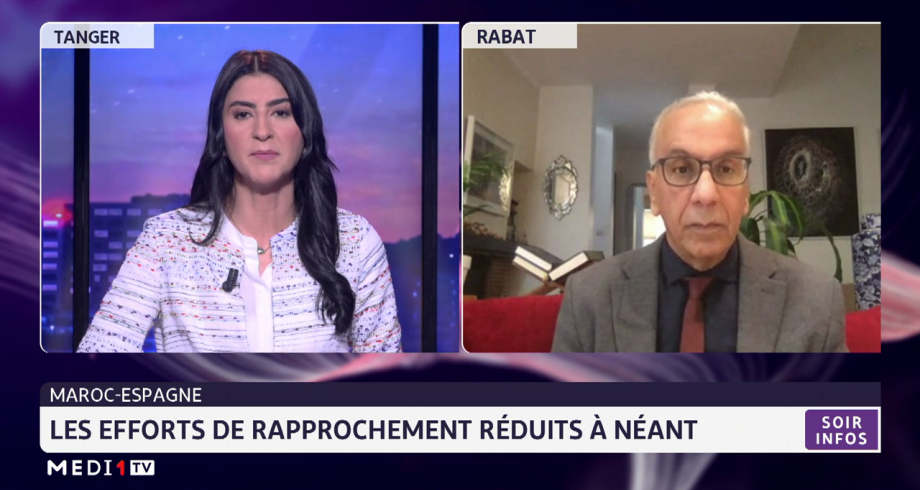 Maroc-Espagne: focus sur un partenariat solide qui a volé en éclats, avec Driss Aissaoui