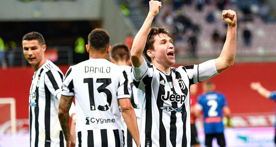 يوفنتوس يهزم أتالانتا ويتوج بطلا لكأس إيطاليا
