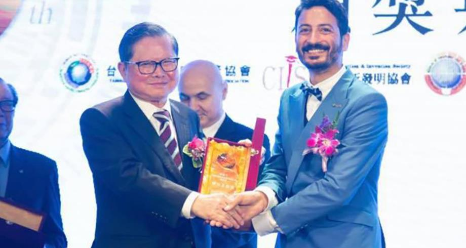 المخترع المغربي مجيد البوعزاوي يتوج بجائزة في اليابان