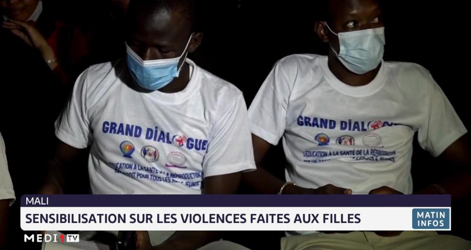Mali: sensibilisation sur les violences faites aux filles
