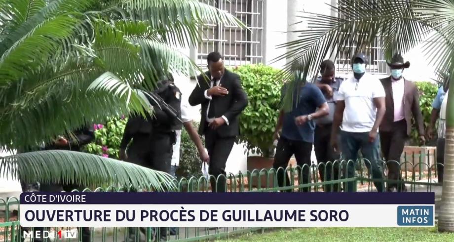 Côte d'Ivoire: ouverture du procès de Guillaume Soro