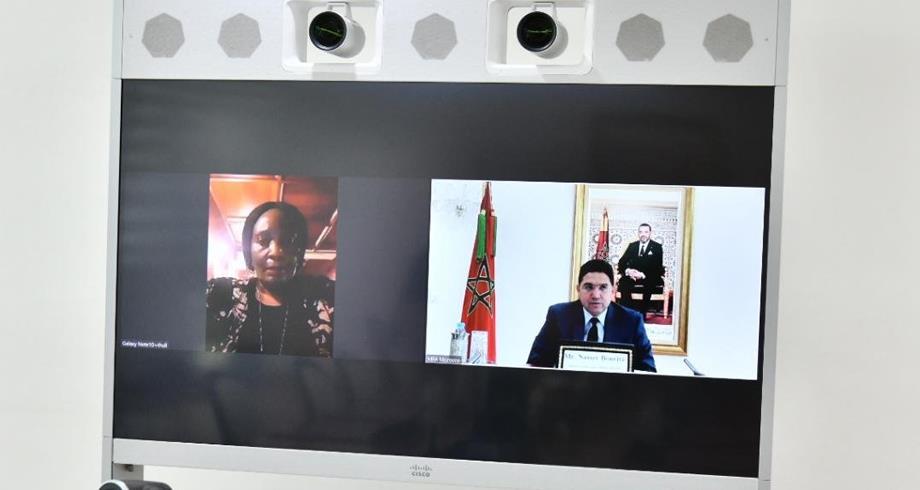 إسواتيني تجدد التأكيد على دعمها الثابت للوحدة الترابية للمغرب