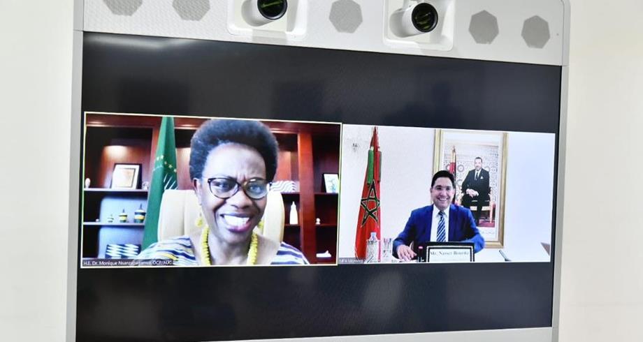 نائبة رئيس مفوضية الاتحاد الإفريقي تنوه بإجراءات ومبادرات المغرب داخل الاتحاد