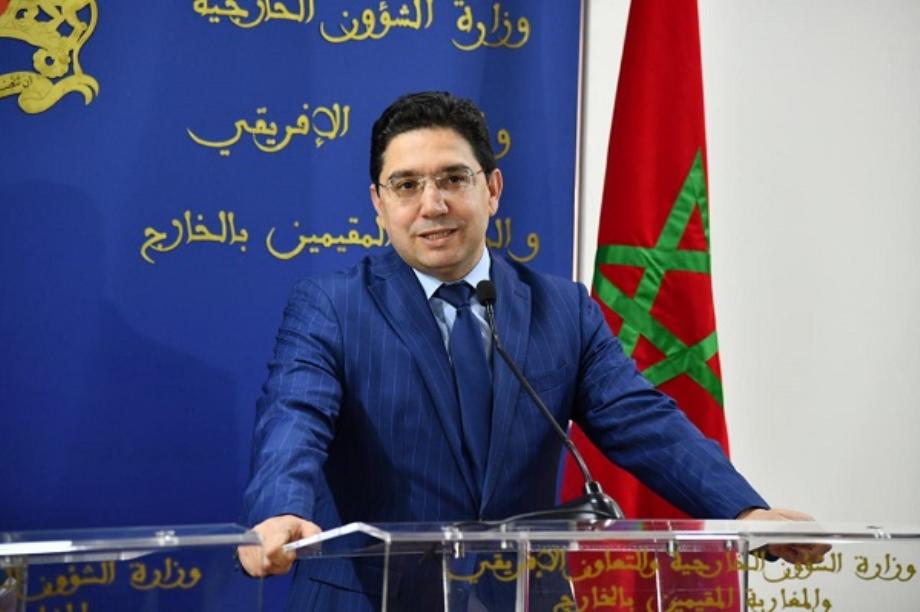 بوريطة: تم استدعاء سفيرة المغرب لدى اسبانيا للتشاور بصلة مع الأزمة التي تعود إلى منتصف شهر أبريل