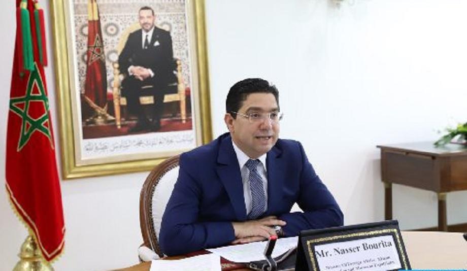 AG de l'ONU: Bourita réaffirme l'engagement constant du Roi Mohammed VI en faveur de la cause palestinienne