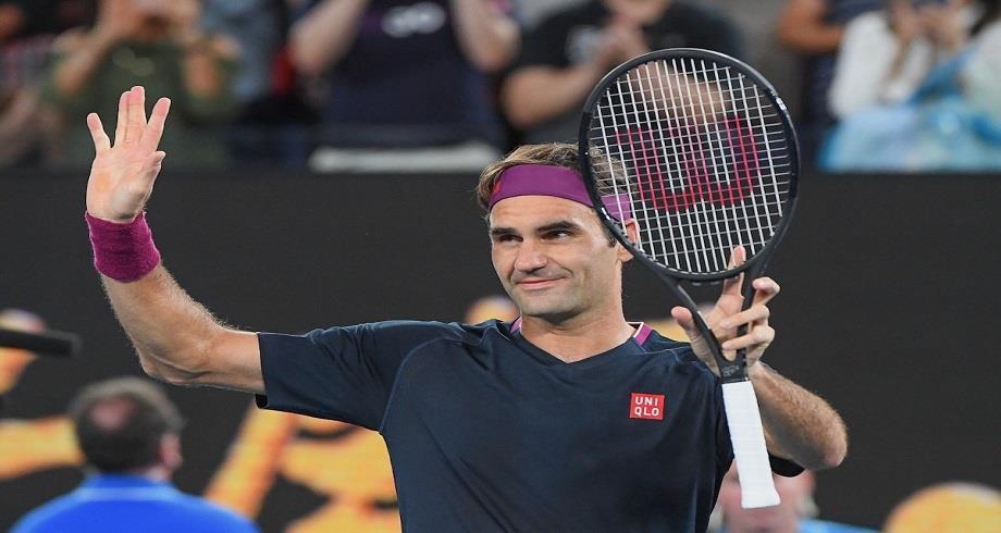 Des vêtements et équipements de Roger Federer aux enchères