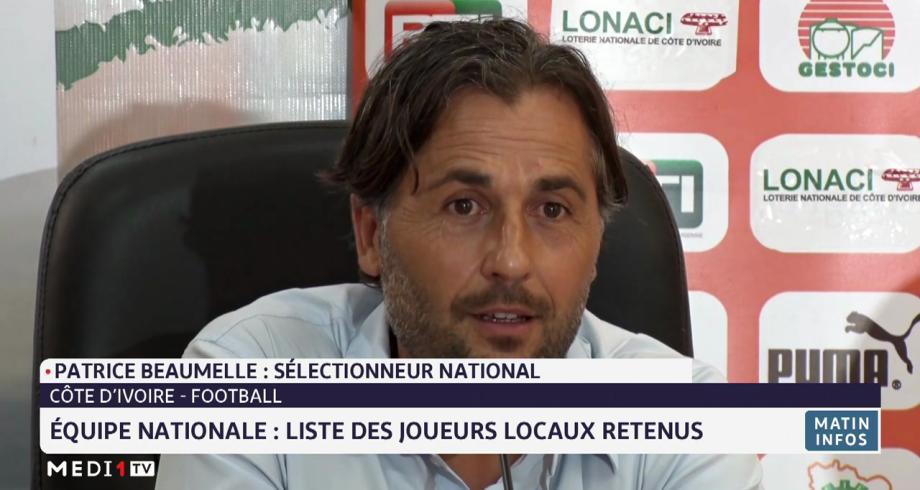 Côte d'Ivoire: la liste des joueurs locaux retenus dévoilée