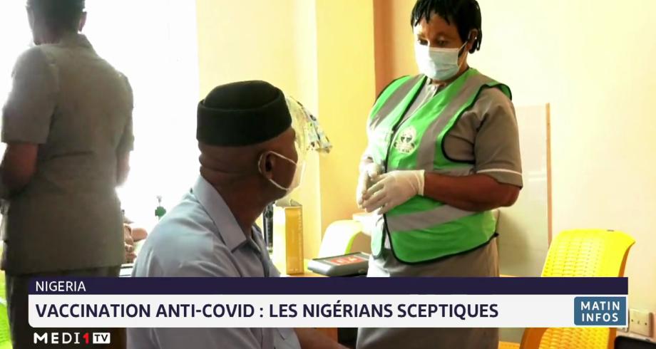Nigeria: les Nigérians sceptiques à la vaccination anti-Covid