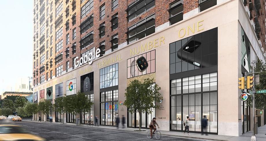 """""""غوغل"""" تفتتح في نيويورك هذا الصيف متجرا أول لبيع منتجاتها"""
