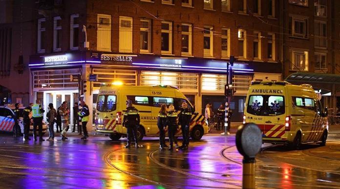 Amsterdam: un mort et quatre blessés dans des attaques au couteau, la piste terroriste écartée