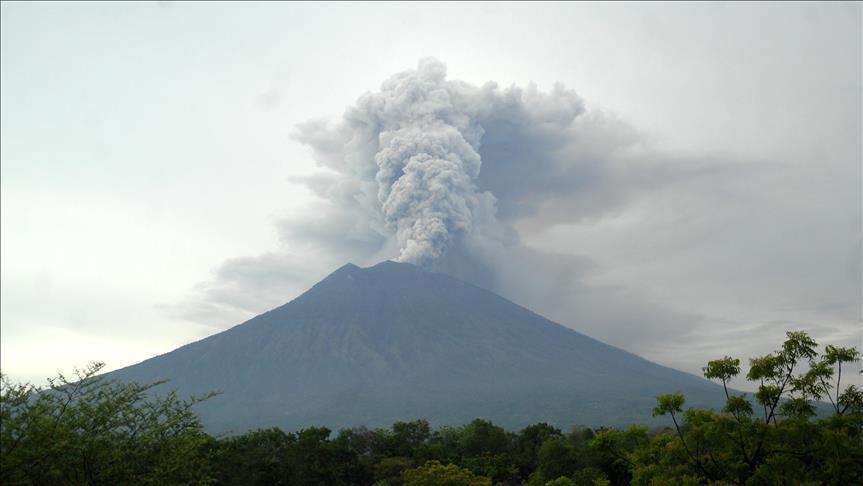 Est de la RDC : intense activité soudaine du volcan Nyiragongo