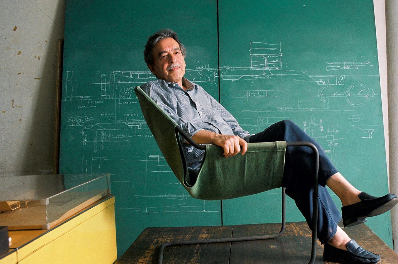 Brésil : Décès du célèbre architecte Mendes da Rocha, prix Pritzker 2006